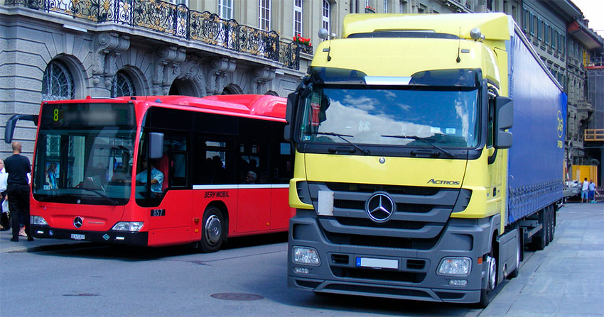 Cursos CAP Autobús y Camión Madrid