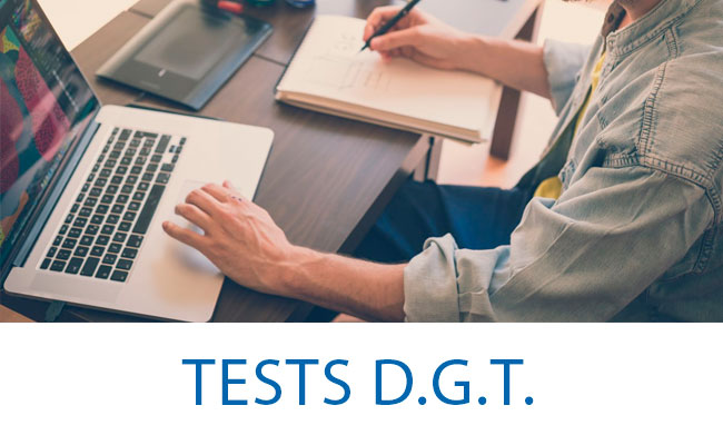 Test de la DGT