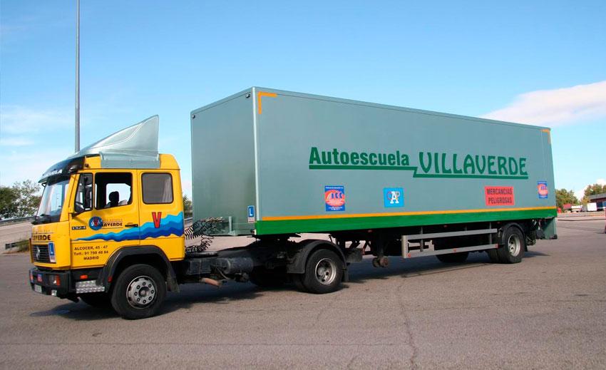 Trailer Autoescuela Villaverde